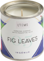 Scented Candle with essential oils - 05 / FIG LEAVES