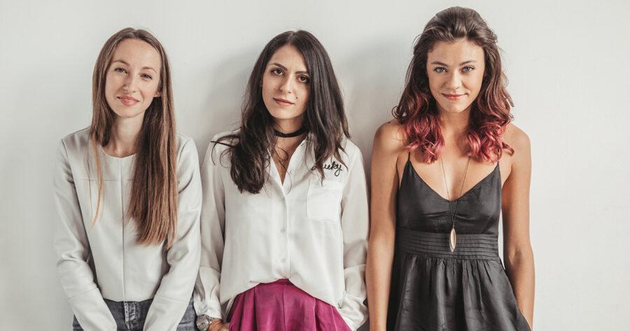 Наталия, Зорница и Сара от I/TEMS