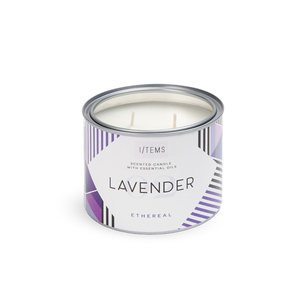 I/TEMS 02 / Lavender Ethereal | Outdoor Scented Candle
