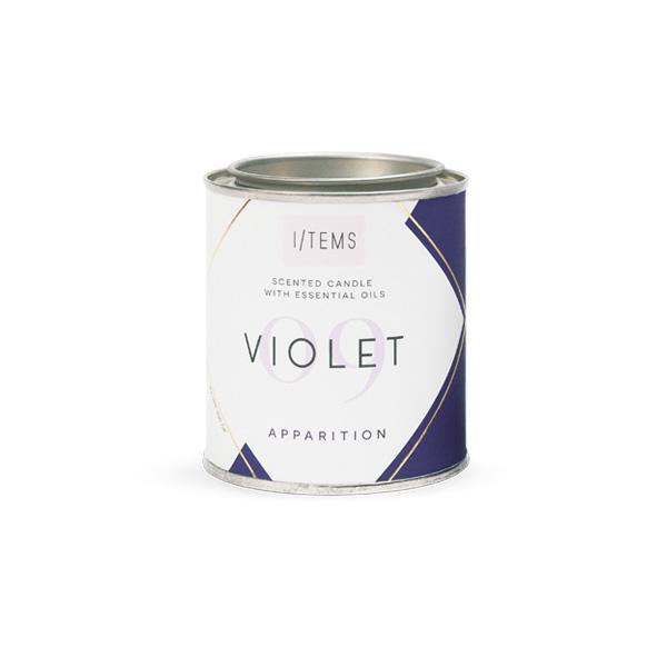 Ароматна свещ 09 / Violet